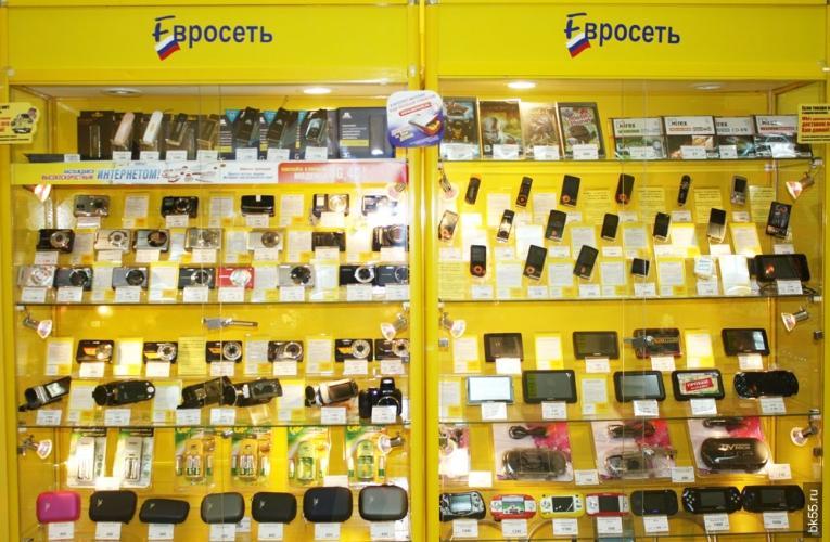 Евросеть екатеринбург официальный сайт каталог цены